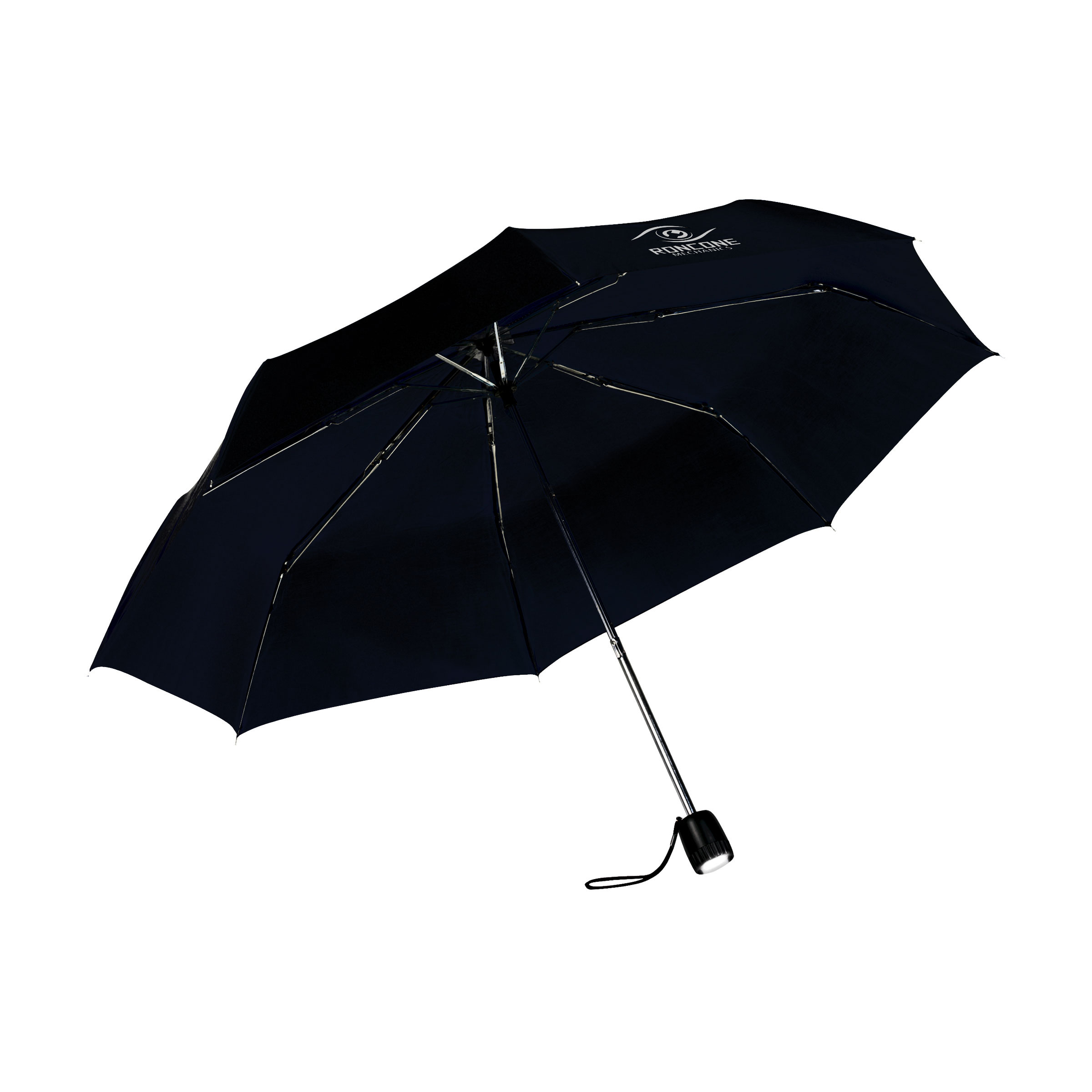 Paraplu met zaklamp - Parapluwereld
